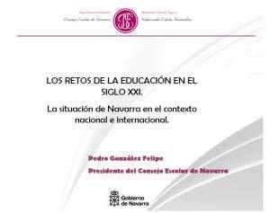 LOS RETOS DE LA EDUCACIÓN EN EL SIGLO XXI.