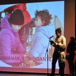 Identidad y futuro en Sakana