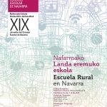 Jornadas sobre Escuela Rural en Navarra