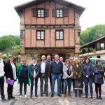 Visita parlamentaria sobre Escuela rural