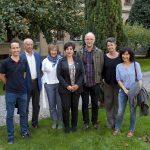 Los cursos de la UEU, en el Palacio Ezpeleta