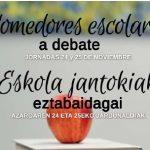 Comedores escolares a debate