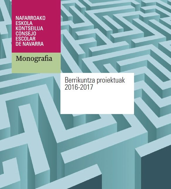 Berrikuntza proiektuak 2016-2017