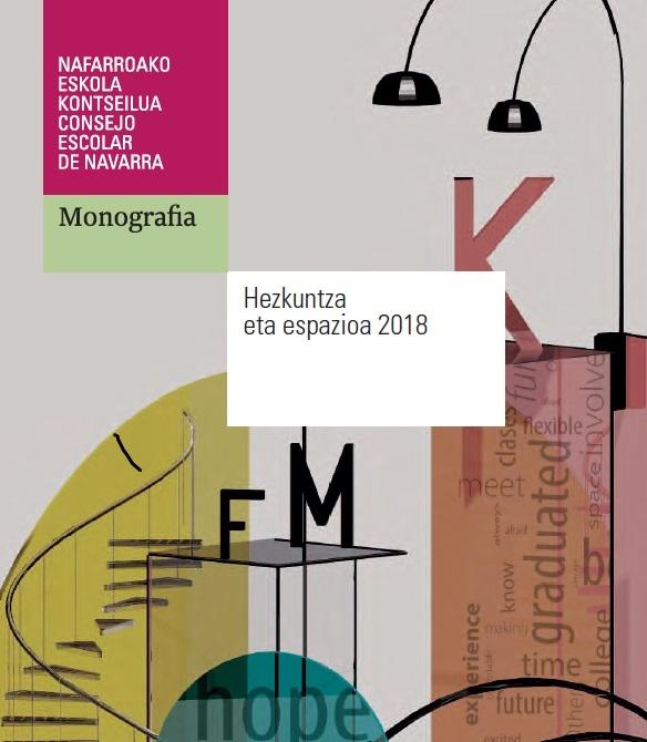 Hezkuntza  eta  espazioa  2018