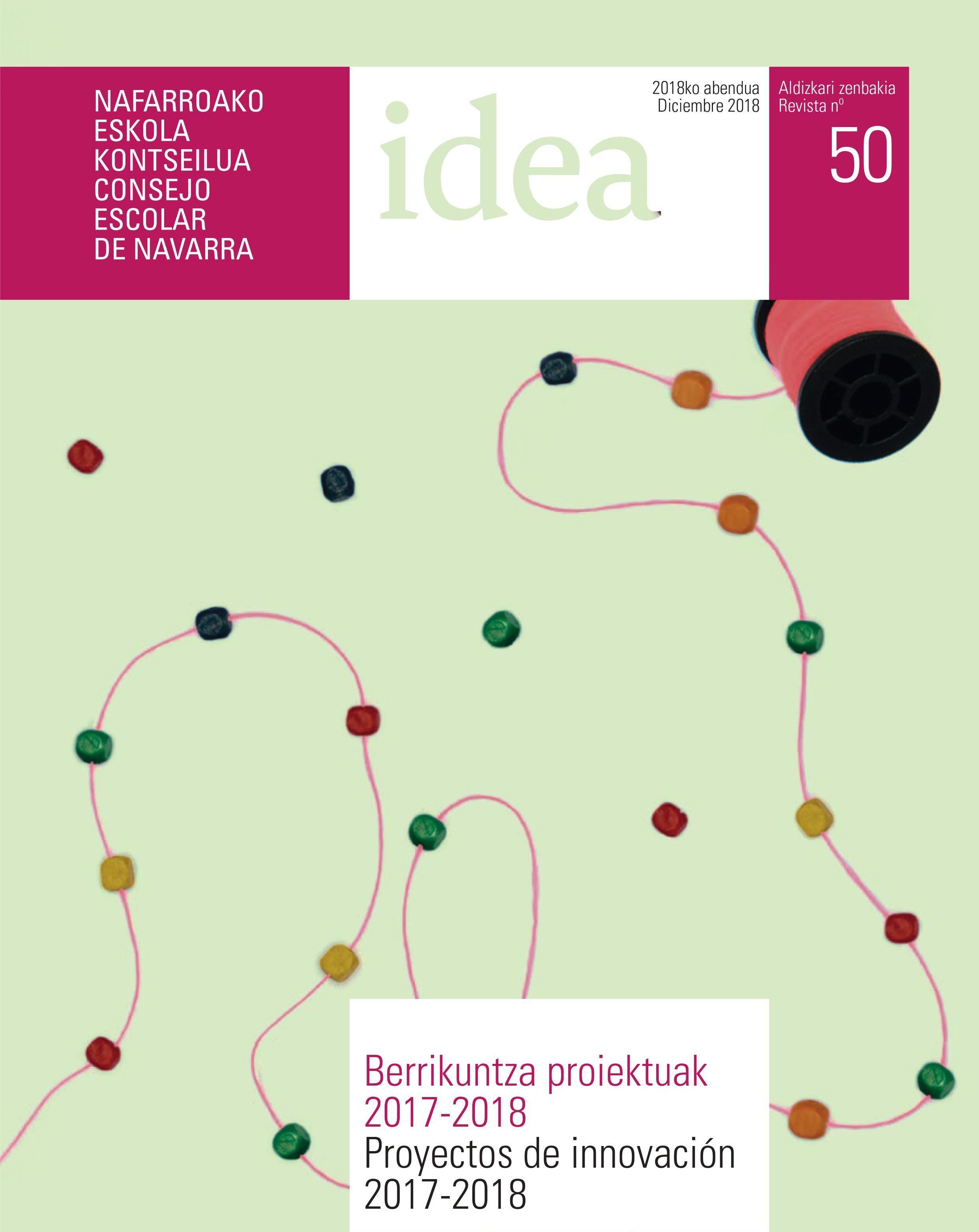 REVISTA IDEA ALDIZKARIA 50