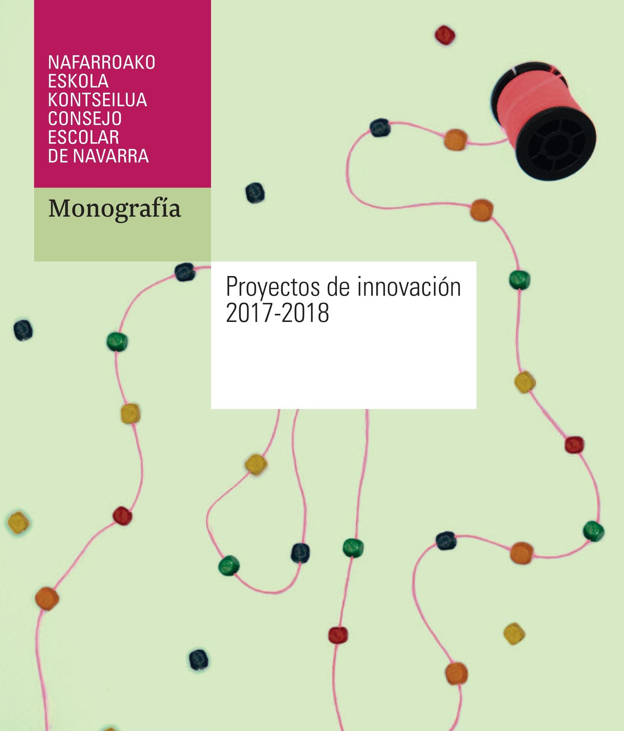 Proyectos de innovación 2017-2018